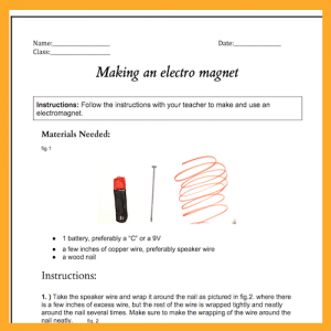 electromagnet blueprints