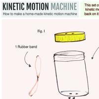 kinetic motion machine