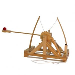 leonardo davinci catapult