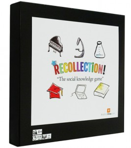 recollection board game