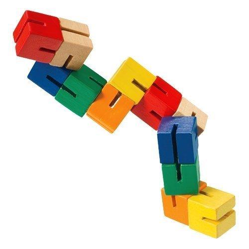 wooden flex pluzzle