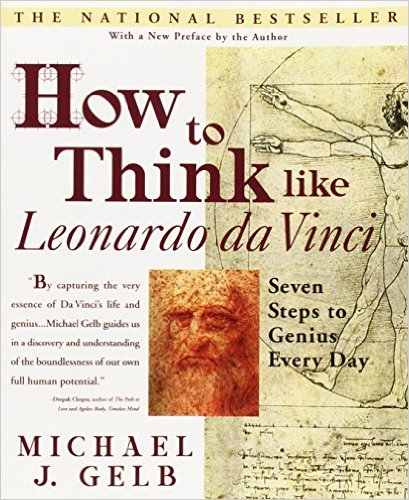 how to think like leondardo da vinci