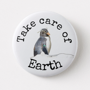 Take care of earth